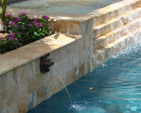 Travertine Tile New Jersey - Travertine Pool Wholesale Warehouse Garfield Tile Outlet New Jersey