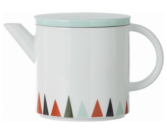 Ferm Living Teapot - This Teapot by Ferm Living is perfect for your tea party is suitable for any table.
