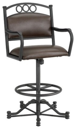 Windemere Barstool with Arms modern-bar-stools-and-counter-stools