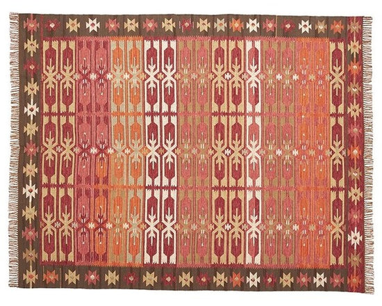 Surrey Kilim Indoor-Outdoor Rug -