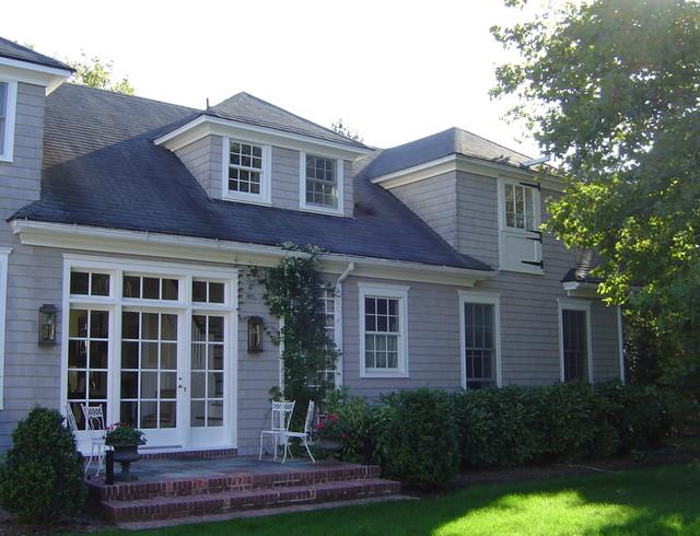 Elizabeth Hagins Interior Design traditional-exterior