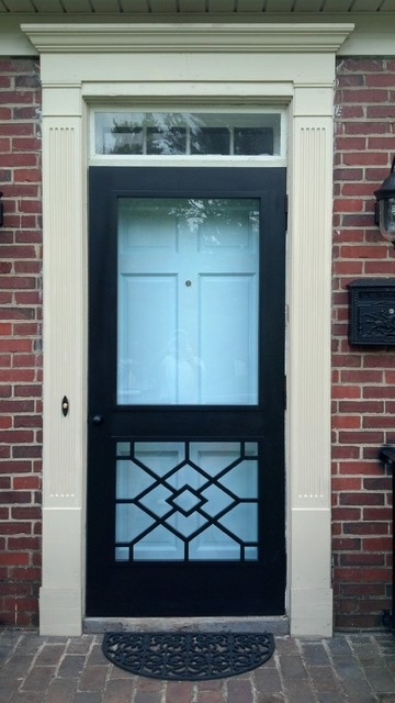 Legacy Chippendale Storm/Sceen Doors - Traditional - Screen Doors - other metro - by Columbus ...