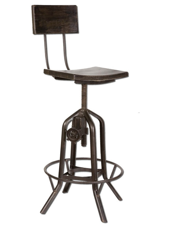 Architect office for Industrial design bar stools