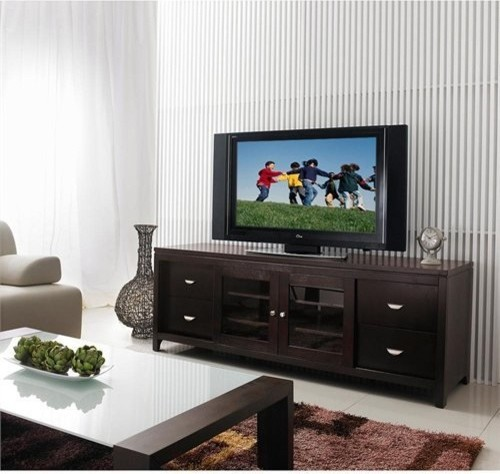 Pearce 72 Quot Tv Stand Modern Entertainment Centers And