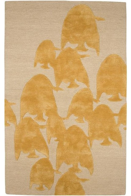 Jaipur Fishy Business Rug contemporary-rugs