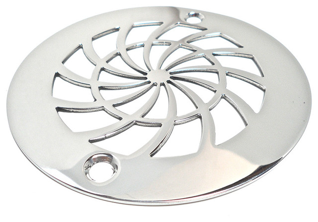 Classic Shield Shower Drain contemporary-showerheads-and-body-sprays