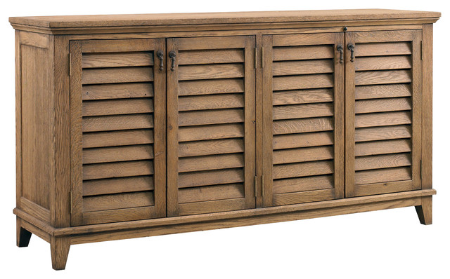 Sherrill Occasional Media Cabinet 365-525 - Traditional - Media Cabinets - by Benjamin Rugs and ...