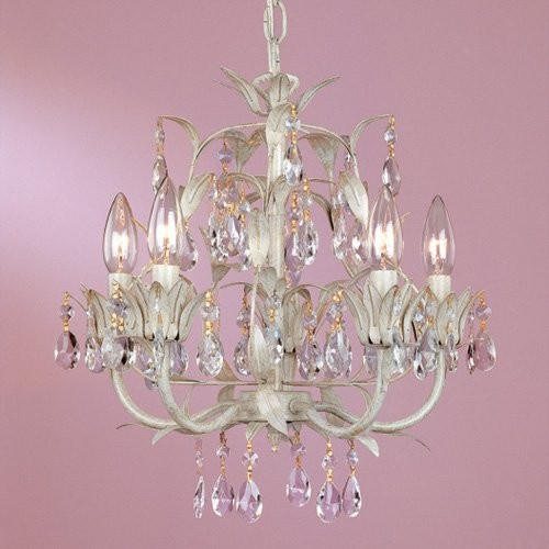 Laura Ashley Lavenham Wall Lights : Laura Ashley MLVH0573 Lavenham 5-Light Mini Chandelier - 15.75W in. - Traditional - Chandeliers ...