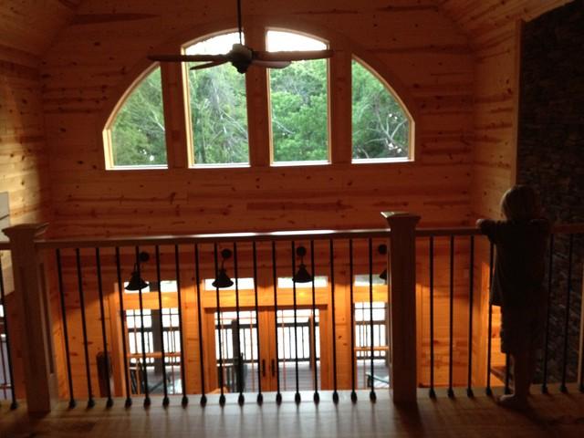 Sourhern Shores NC II traditional-living-room