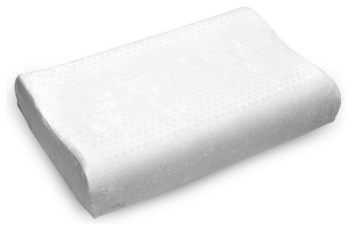 Glideaway Regent Deluxe Hypo-Allergenic Bed Pillow contemporary-bed-pillows