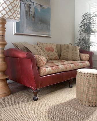 Jeff Zimmerman Collection by Key City Theodora Sofa traditional sofas