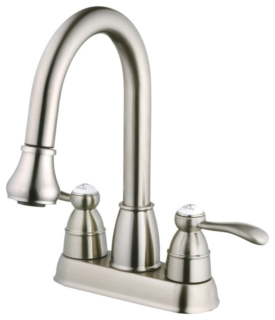 Faucet Utility Sink : ... Laundry Faucet in Stainless Steel - Traditional - Utility Sink Faucets