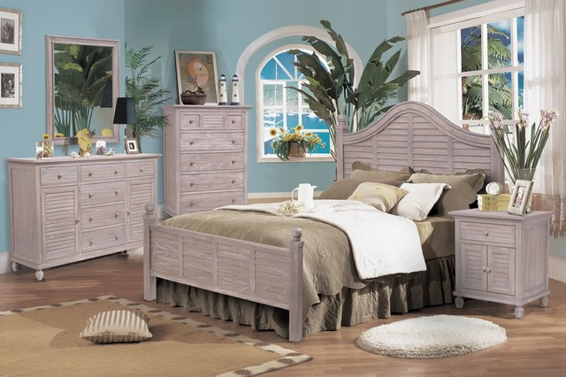 beach style bedroom furniture sets other metro by sea winds