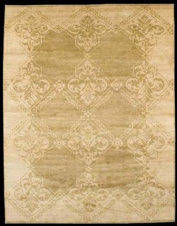 European Art Deco Traditional Rugs By French Accents