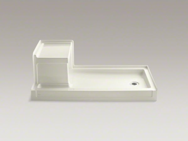 "KOHLER Tresham(R) 60"" x 32"" single threshold right-hand ..."