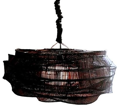 Bamboo Cloud Chandelier - Nimbus Low chandeliers