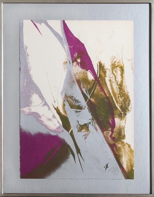 Paul Jenkins, Lithograph modern-artwork
