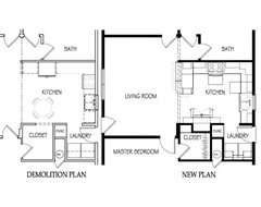Houzz-Lowes Kitchen Sweepstakes Winner floor-plan
