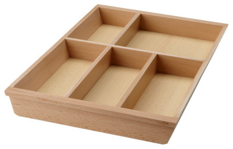 Rationell Flatware Tray Basic Unit - modern - cabinet and drawer