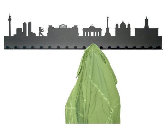 Radius Design - Radius Design City Coat Rack -