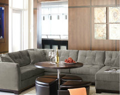 Elliot Sectional Sofa Collection contemporary-sectional-sofas