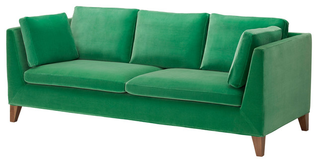 stockholm sofa sandbacka green modern sofas ecksofas von ikea. Black Bedroom Furniture Sets. Home Design Ideas