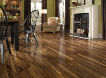 Bellawood American Walnut Hardwood Flooring Richmond