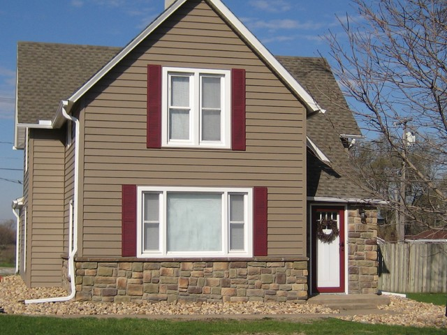 Siding Mastic Structure Insulated Vinyl Stone Plygem