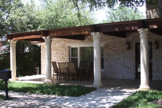 Our Work mediterranean-porch