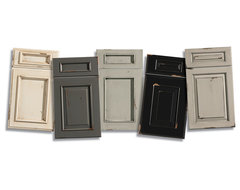 Dura Supreme Heritage Paint Finish Collection contemporary-kitchen-cabinets