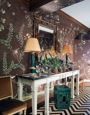 De Gournay wallpaper paint-and-wall-covering-supplies