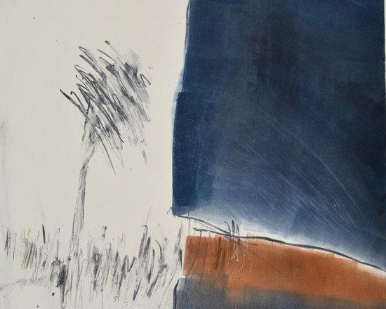 "Art Monotype Portafolio - ""Composition V"""
