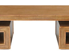 Bamboo Key Coffee Table modern coffee tables