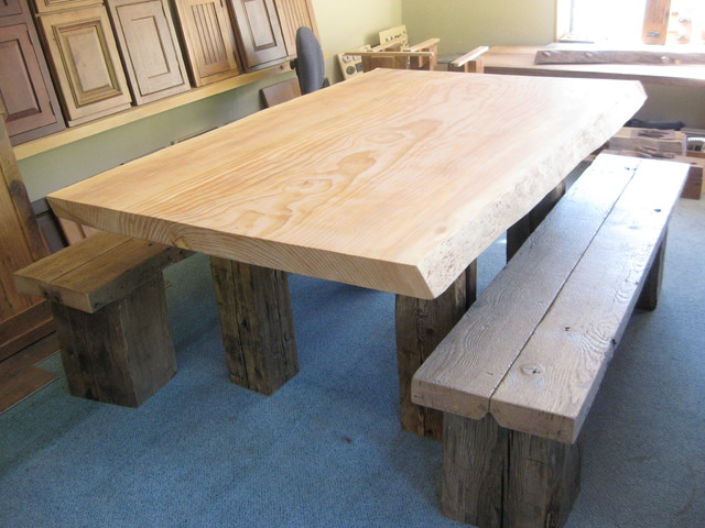 Live Edge Furniture rustic-dining-tables