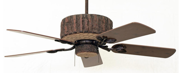 Pine Valley Ceiling Fan eclectic-ceiling-fans