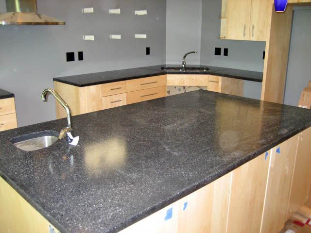 Countertops - Modern - Kitchen Countertops - minneapolis - by Concrete ...