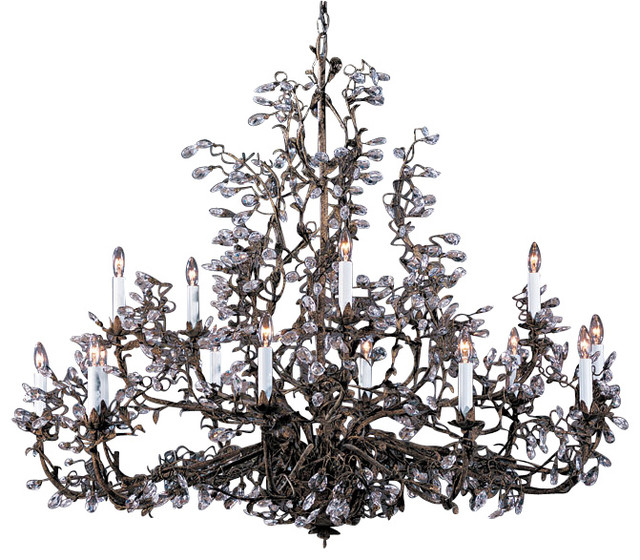 Wrought Iron Chandelier With Swarovski Crystal Large Traditional Chandeliers By Inviting
