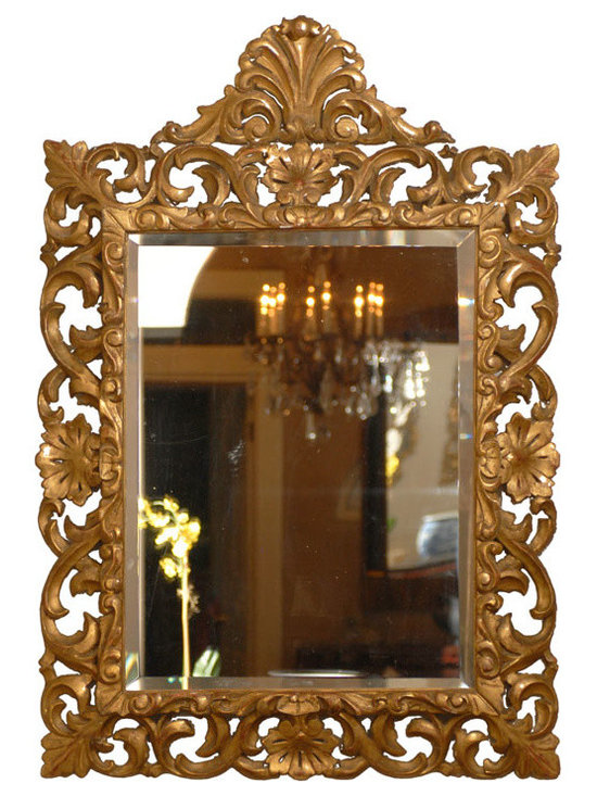 Current Inventory for Purchase - Gilt Mirror
