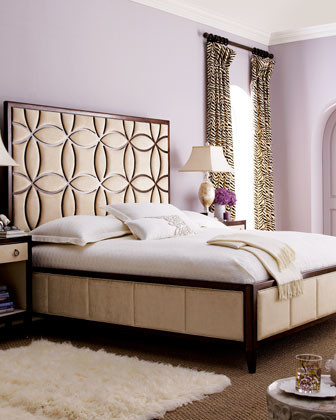 Twinkle Mirror traditional-beds