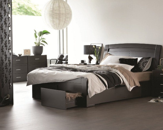 Contemporary Collections - Floyd Bed