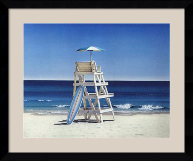 Life Stand Framed Print by Daniel Pollera traditional-prints-and-posters