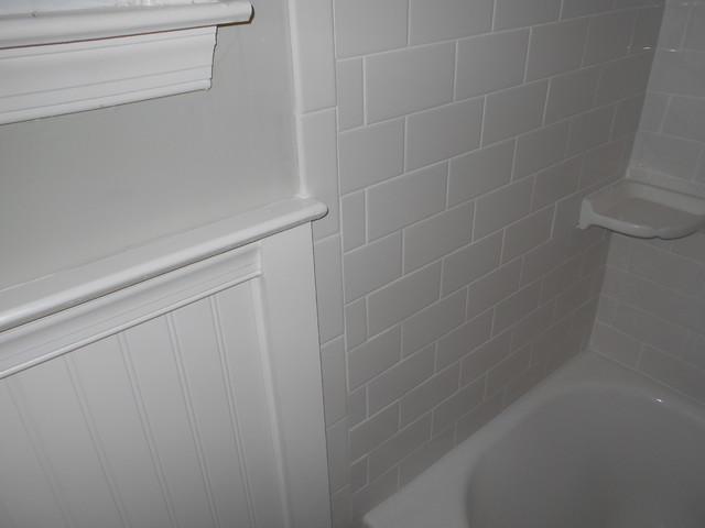 Wainscoting In Bathrooms