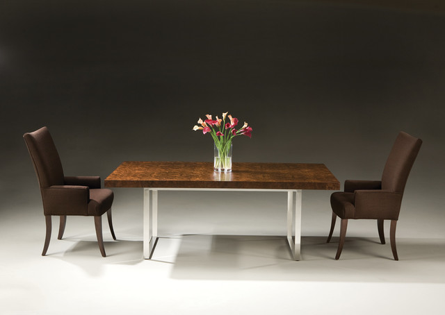 Case Study 102 Dining Table from Thayer Coggin modern-dining-tables
