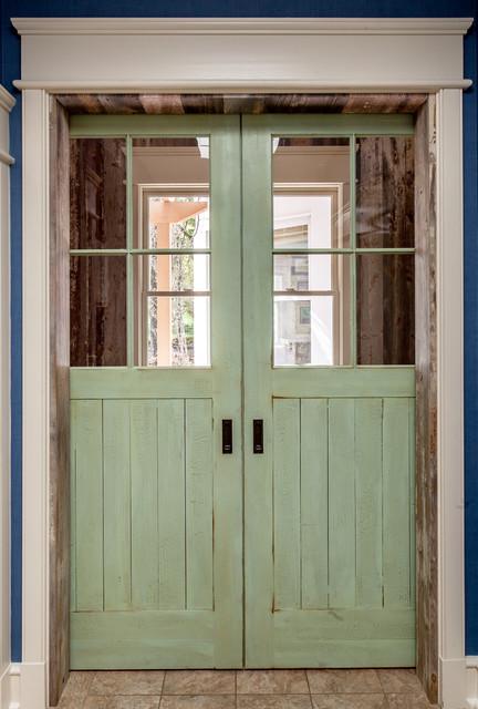 Sall Doors I Farmhouse Interior Doors raleigh by Eidolon Designs