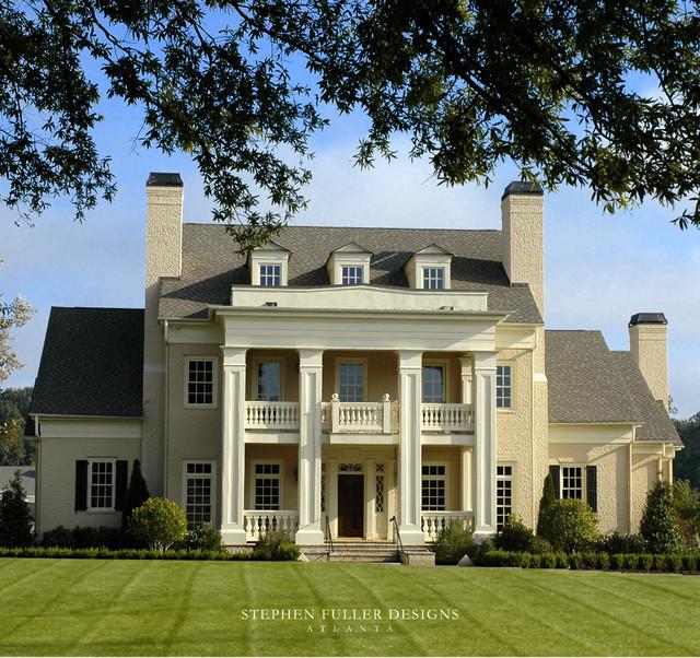 arrival facade traditional-exterior