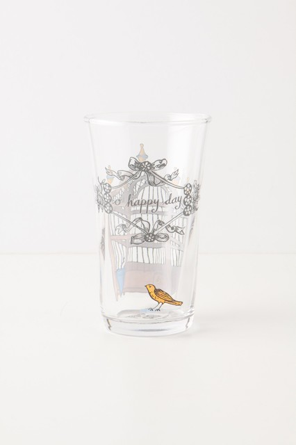 Eclectic Everyday Glassware by Anthropologie