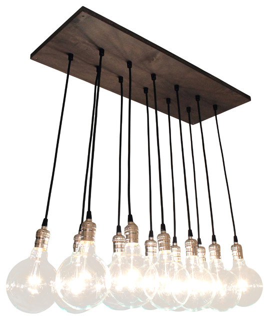 Chic urban chandelier industrial chandeliers by Industrial style chandeliers