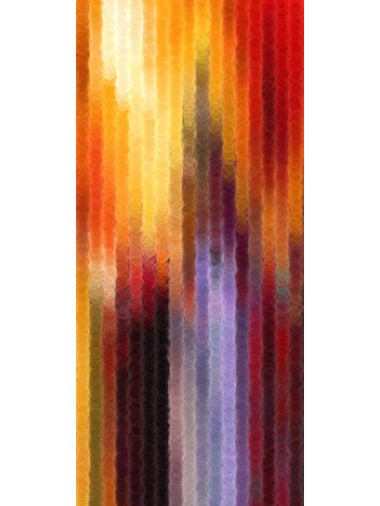 """Big Art Inspiration - Walk In The Light. 1 John 1:7. My Utmost For His Highest. Big Canvas Art. 150"""" x 50"""" inches. Copyright ©2012 by Mark Lawrence. All Rights Reserved."""