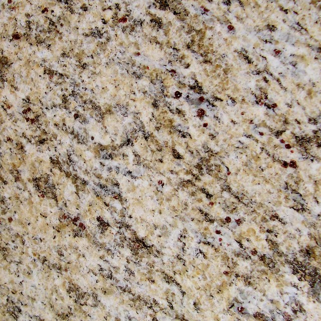 Best Granite : ST. CECILIA Granite on Dark Cabinets - Traditional - charlotte - by ...