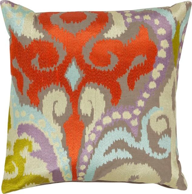 """Surya AR-073 22"""" x 22"""" Poly Fiber Pillow Kit contemporary-decorative-pillows"""